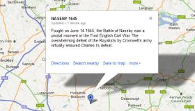 Battles of the English Civil War